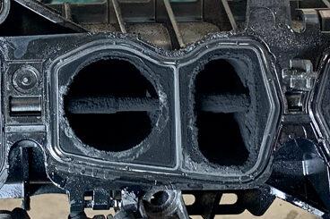 BMW Intake Swirl Flap